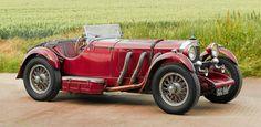 Mercedes-Benz SSK 1927