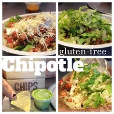Chipotle Restaurant Review and Giveaway!! Gluten-free too!