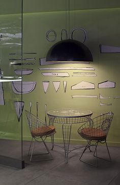 Mama Shelter Istanbul by Philippe Starck | HomeDSGN, a daily source for inspiration and fresh ideas on interior design and home decoration.