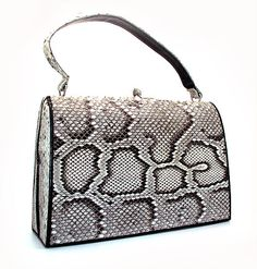 Browse Our Archives Of Selected Vintage Exotic Skin Handbags Designer Bags And Collectible Purses Made