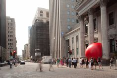 redball hits montréal - from redballproject