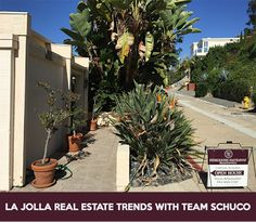 La Jolla Real Estate Market Trends With Team SchuCo, if you are looking to purchase your home before the end of the year call us today! 619-995-2132