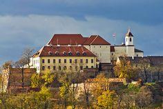Špilberk Castle and the Brno City Museum, Czechia