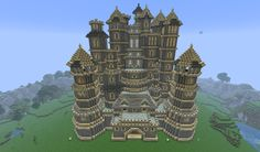top minecraft creations | ... ) for more videos with minecraft creations (and bigcastles