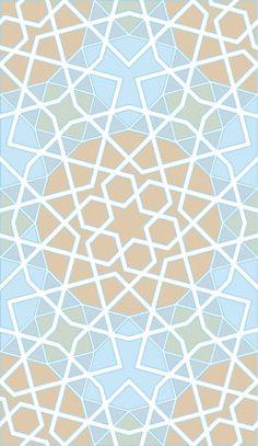 Broug Ateliers: Islamic Geometric Design [ Learn : Grids ]