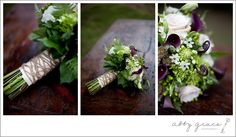More flower amazingness from our Harry Potter Wedding Inspiration Shoot