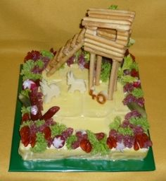 Sandwich Cake, Sandwiches, Gingerbread, Appetizers, Desserts, Food, Pies, Ideas, Tailgate Desserts