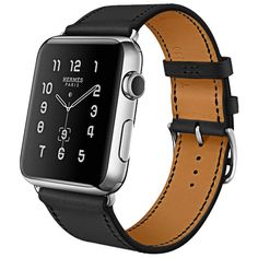 Hoco 3in1 single tour donble tour cuff leather bands for apple watch -Black http://www.focuseak.com/products/hoco-double-tour-bracelet-leather-band-for-apple-watch?variant=7078326533