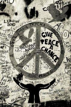 Great peace sign