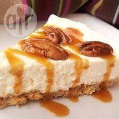 Ongebakken cheesecake @ allrecipes.nl. Vervang alles voor de lv variant. mini jodekoeken zijn nog wel lv. Dat zijn de roomboter koeken