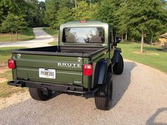 Click image for larger version Name: Views: 184 Size: KB ID: 9661 Jeep Pickup, Pickup Trucks, Wrangler Truck, Jeep Brute, American Expedition Vehicles, Jeeps, Military Vehicles, Antique Cars, Larger