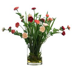 Beautiful! Pick up a bouquet ..plop in a vase!