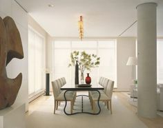 Fifth Avenue Penthouse Pied-a-Terre / SheltonMindel