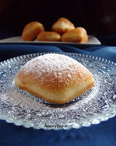 AranyTepsi: Vízkereszt, a farang Beignets, Sweet Recipes, Cake Recipes, Churros, Nutella, Donuts, Bakery, Sweets, Bread