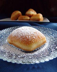 AranyTepsi: Vízkereszt, a farang Beignets, Sweet Recipes, Cake Recipes, European Cuisine, Churros, Nutella, Donuts, Bakery, Muffin