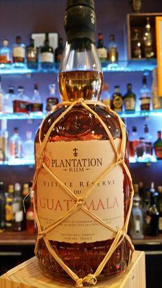 Rum Plantation vieille réserve double fût Guatemala