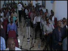 Fédération nationale des maires Haïtiens (FENAMH) / Rencontre après passage de l'ouragan Matthew, 11 septembre 2016