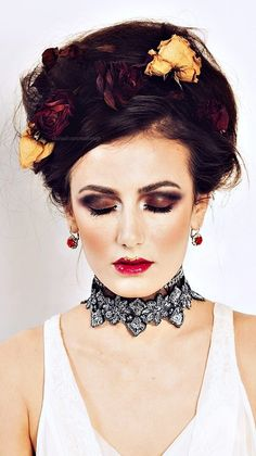 Makeup Artist: Dana Ivan /Baroque Makeup Baroque, Makeup Looks, Make Up, Artist, Make Up Looks, Beauty Makeup, Makeup, Maquiagem, Artists