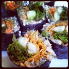 Nori Sushi Rolls