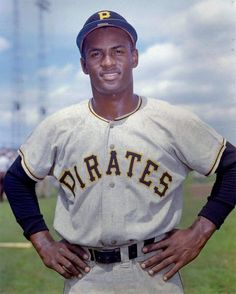 Why him?: A brilliant Hall of Fame right fielder for 18 seasons, Clemente was baseball's first Spanish-speaking superstar and helped lead the Pirates to two World Series championships. He became almost a mythic figure in Pittsburgh and elsewhere following his heroic death in a plane crash en route to deliver aid to earthquake victims in Nicaragua.  Quotable: