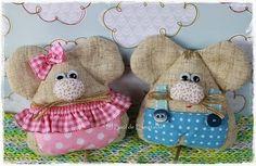 Eu Amo Artesanato: Bonecos, bichinhos com moldes