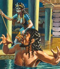 Roger Payne - The Murder of King Agamemnon. Tags: agamemnon, clytemnestra, klytemnestra,