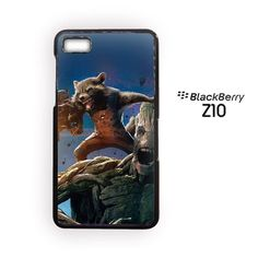 Guardians of the Galaxy Rocket Groot for blackberry Z10/Q10 3D phonecases