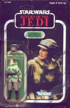 STAR WARS RETURN OF THE JEDI ACTION FIGURES