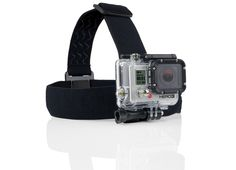 Head Strap Mount - GoPro Official Store: Wearable Digital Cameras for Sports