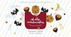 """Nueva edición de """"El día minimúsica - Edició tardor"""" - http://www.absolutbcn.com/archives/2015/10/16/nueva-edicion-de-el-dia-minimusica-edicio-tardor/"""