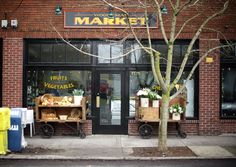 Woodsman Market:  neighborhood market in Portland, OR