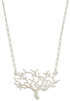 Twisting Tree Necklace, #ModCloth, I owned this 4 years ago and lost it reunited and it feels so good