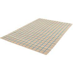 Jalal Kilim Box rug 160x230 cm ($275) ❤ liked on Polyvore featuring home, rugs, home & gardendecorrugs, rectangle rugs, handmade rugs, anatolian kilim rug, kelim rug and loomed rugs