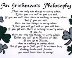 Famous Irish Quotes About Life Endearing A Good Laugh & A Long Sleep  Come To America's Mattress For A