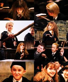 pumpkingjuice:  DRAMIONE APPRECIATION WEEK: [DAY SIX]- picspam…