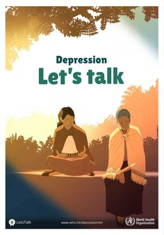 The World Health Organization Is Recognizing Depression As A Global Concern For Day Did You Know That Of Adults Over Age 65 Suffer From