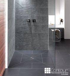Platos de ducha de obra Contour, prefabricados y modulares. Totalmente personalizables. - Ducha: Platos de ducha - Cambiar bañera - SecuriBath - Cambiar bañera - SecuriBath