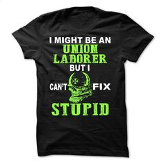 Union Laborer T Shirts, Hoodies, Sweatshirts - #black sweatshirt #sweat shirts. CHECK PRICE => https://www.sunfrog.com/LifeStyle/Union-Laborer.html?60505
