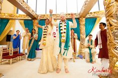 Fusion Wedding Day Hindu Ceremony Photography at Innisbrook Resort, Palm Harbor, FL Photo By Kimberly Photography