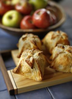 All wrapped up in apple dumplings: a how-to guide