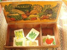 A short history of seed catalogs
