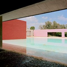 CUADRO /  15 Sublime Pink Buildings By Claire Cottrell on Feb 10, 2012 2:30