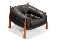 """Percival Lafer Lounge chair Designed c. 1958 Studio 28""""h x 33""""d x 29""""w"""