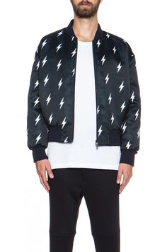 5 Current Mens Bomber Jackets from Forward