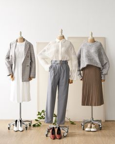 Muslim Fashion, Modest Fashion, Skirt Fashion, Fashion Outfits, Classy Outfits, Stylish Outfits, Clothes Mannequin, Concept Clothing, Applis Photo