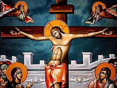 """Holy Thursday ,Today He is Hung on The Cross. 2 tone Plagal Chanted By""""Petros Gaitanos"""""""