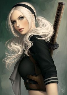 95 best beauty images on pinterest cabello de colores character the stunning digital illustrations and artwork of warren louw warren louw creates incredible sci fi and fantasy pin up art fandeluxe Images