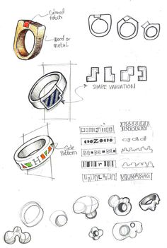 jewelry sketch - Google Search