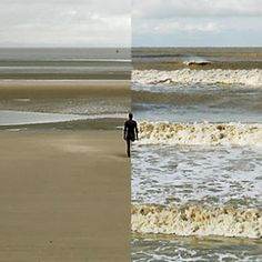 Photographer Documents Dramatic Tidal Changes Around Britain