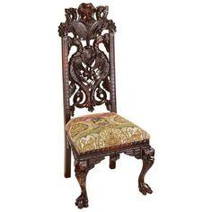 Toscano, AF1304, Chairs, Toscano Af1304 Knottingley Manor Chair